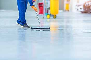 Clean Floors Without the Hassle | Floor Cleaning Products | BC, AB, MB